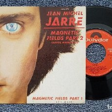 Discos de vinilo: JEAN MICHEL JARRE - MAGNETIC FIELDS PARTE 2 / MAGNETIC FIELDS PARTE2.EDITADO POR POLYDOR. AÑO M1.981. Lote 207874645