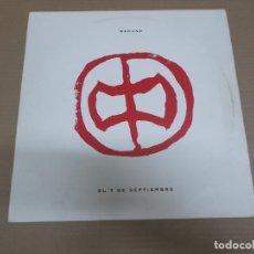 Discos de vinilo: MECANO (MX) EL 7 DE SEPTIEMBRE (4 TRACKS) AÑO – 1991. Lote 207894541