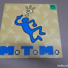 Discos de vinilo: M.T.M. (ME TE ME) (MX) ORDINOPASO (3 TRACKS) AÑO – 1993. Lote 207894583