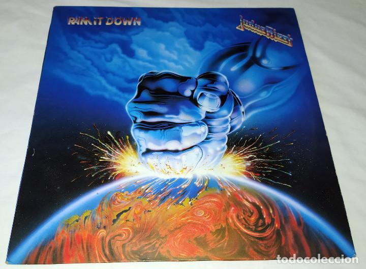 LP JUDAS PRIEST - RAM IT DOWN (Música - Discos - LP Vinilo - Heavy - Metal)