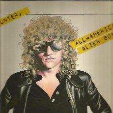 Discos de vinilo: IAN HUNTER ALL AMERICAN ALIEN BOY. Lote 207916423