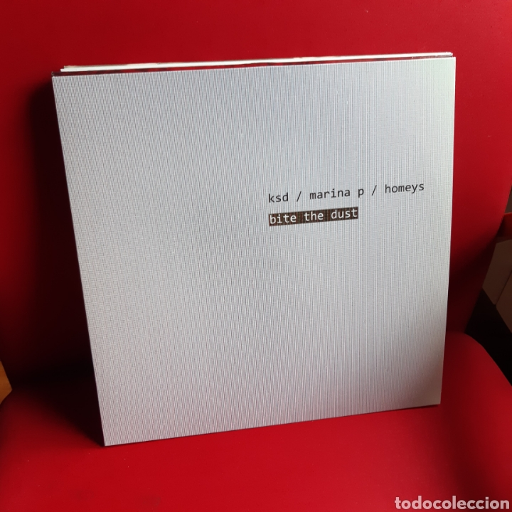 KSD / MARINA P / HOMEYS 'BITE THE DUST' NUEVO - VINILO (Música - Discos de Vinilo - EPs - Reggae - Ska)