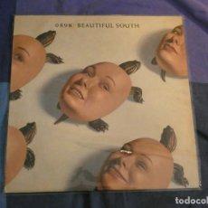 Discos de vinil: LP THE BEAUTIFUL SOUTH 0898 MUY BUEN ESTADO MUY RARO 1992. Lote 207951661