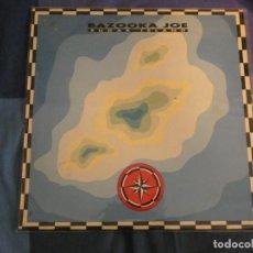 Discos de vinil: LP POST PUNK BAZOOKA JOE SUGAR ISLAND 1988 POCO COMUN BUEN ESTADO. Lote 207951891