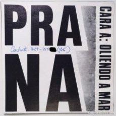 """Discos de vinilo: PRANA -OLIENDO A MAR [[EXCLUSIVO RARO Y DIFÍCIL DE CONSEGUIR]]POP ROCK CANARIO [[ VINILO 7"""" 45RPM ]]. Lote 207960115"""