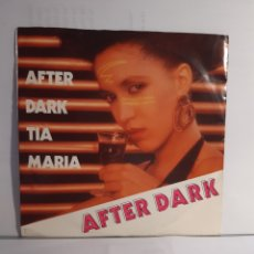 Discos de vinilo: UNKNOWN ARTIST-ALTER DARK TÍA MARIA. Lote 207964957