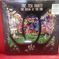 Discos de vinilo: LP THE OCEAN AT THE END, THE TEA PARTY, DOBLE ALBUM, 180GRA, INCLUYE CD. Lote 207969838