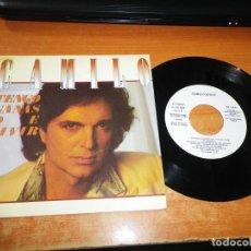 Disques de vinyle: CAMILO SESTO TENGO GANAS DE VIVIR SINGLE VINILO PROMO DEL AÑO 1985 ARIOLA 2 TEMAS. Lote 207993011
