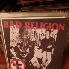 Discos de vinilo: BAD RELIGION / BAD RELIGION / PUKE N VOMIT RECORDS 2019. Lote 253364010