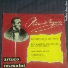Discos de vinilo: ARTURO TOSCANINI. Lote 208033065