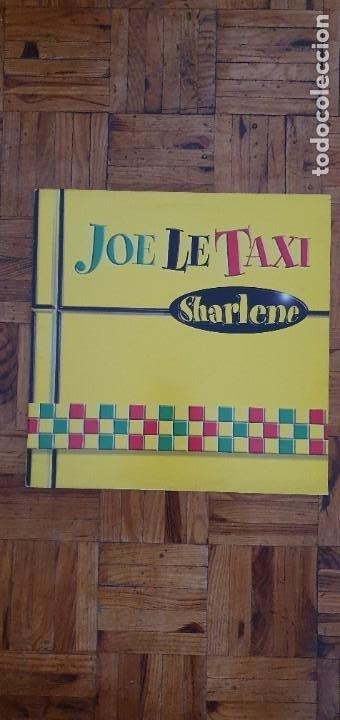 SHARLENE* – JOE LE TAXI SELLO: VERSAILLES – VER 664811 6 FORMATO: VINYL, 12 , CARD SLEEVE PAÍS: FR (Música - Discos de Vinilo - Maxi Singles - Canción Francesa e Italiana)