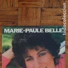 Discos de vinilo: MARIE-PAULE BELLE – MARIE-PAULE BELLE SELLO: POLYDOR – 2473 118 FORMATO: VINYL, LP, ALBUM PAÍS: FR. Lote 208043017