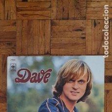 Discos de vinilo: DAVE ?– TANT QU'IL Y AURA... SELLO: CBS ?– CBS 81584 FORMATO: VINYL, LP, ALBUM, GATEFOLD. Lote 208043350