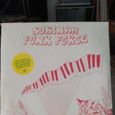 Discos de vinilo: SURINAM FUNK FORCE. MORE BOOGIE DISCO FUNK FROM SURINAMESE. DOBLE LP VINILO NUEVO PRECINTADO. Lote 208044188