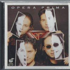 Discos de vinilo: OPERA PRIMA CD RARE ORIG.MEXICAN HEAVY 1996-LUZBEL-WARCRY-SARATOGA-RATA BLANCA (COMPRA MINIMA 15 EUR. Lote 208071103