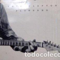 Discos de vinilo: LP ERIC CLAPTON – SLOWHAND. STEREO. Lote 208072862