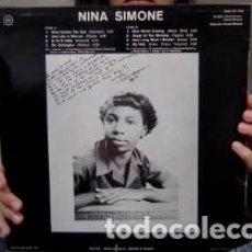 Discos de vinilo: LP NINA SIMONE – NINA SIMONE.. Lote 208074293