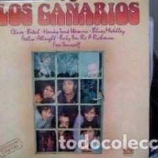 Discos de vinilo: CANARIOS – GRABACIONES ORIGINALES GM GRAMUSIC. GM-747. 1978. SPAIN. Lote 208078091