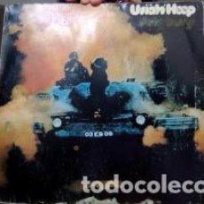 Discos de vinilo: LP URIAH HEEP – SALISBURY ISLAND.. Lote 208078307