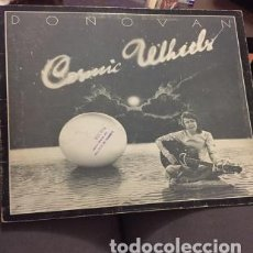 Discos de vinilo: LP DONOVAN – COSMIC WHEELS. EPIC. Lote 208078586