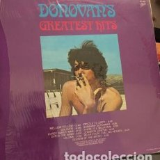 Discos de vinilo: LP DONOVAN – GREATEST HITS. EPIC 1983. Lote 208079090