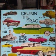 Discos de vinilo: CRUISIN' THE DRAG. LP VINILO NUEVO. ROCK&ROLL - DOO-WOP. Lote 208079717