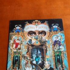 Disques de vinyle: DISCO DE VINILO MICHAEL JACKSON DANGEROUS DOBLE VINILO. Lote 208079808