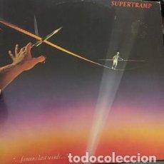 Discos de vinilo: SUPERTRAMP - FAMOUS LAST WORDS. Lote 208081036