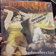 Discos de vinilo: LP BOB DYLAN – KNOCKED OUT LOADED. Lote 208081518