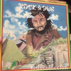 Discos de vinilo: LP - ROCK A DUB – PAGE ONE. Lote 208081958