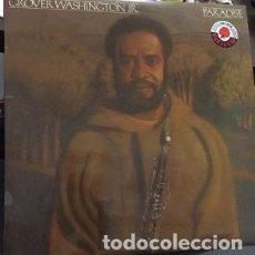 Discos de vinilo: LP GROVER WASHINGTON JR. – PARADISE. 1979. Lote 208082527