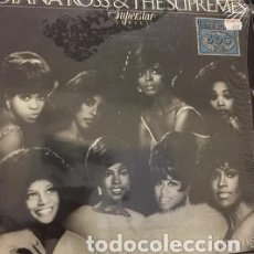 Discos de vinilo: DIANA ROSS & THE SUPREMES - CELEBRATING MOTOWN`S MOTOWN 1983. Lote 208083868