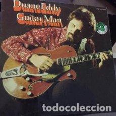 Discos de vinilo: LP DUANE EDDY – GUITAR MAN. Lote 208091237