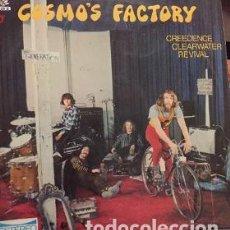 Discos de vinilo: CREEDENCE CLEARWATER REVIVAL – COSMO`S FACTORY. AMERICA RECORDS 1970 SPAIN. Lote 208094657