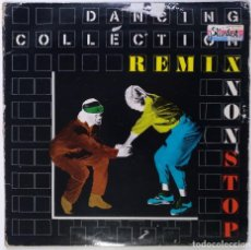 """Discos de vinilo: DANCING COLLECTION REMIX NON STOP [[[ VINILO LP 12"""" 33RPM ]]] [[ 1986 ]]. Lote 208102093"""