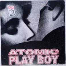 "Discos de vinilo: ATOMIC PLAYBOY JUAN CARLOS PLA & JOSÉ VILANOVA [[[ VINILO MX 12"" 45RPM ]]] [[ 1993 ]]. Lote 208104051"
