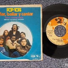 Discos de vinilo: POP - TOPS - SOÑAR, BAILAR Y CANTAR / ANY TIME. EDITADO POR MOVIEPLAY. AÑO 1.970. Lote 208107407