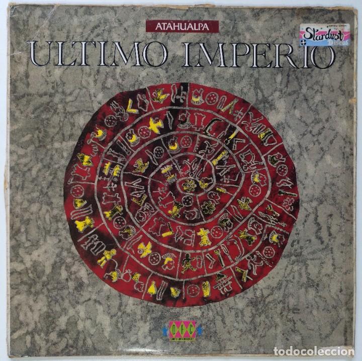 "ATAHUALPA - ULTIMO IMPERIO [[VINILO ITALY NETWORK DFC 12"" 45RPM]] [1990] DANCE FLOOR CORPORATION (Música - Discos de Vinilo - Maxi Singles - Techno, Trance y House)"