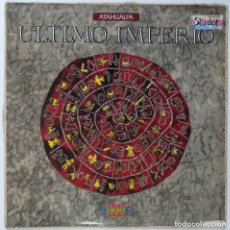 """Discos de vinilo: ATAHUALPA - ULTIMO IMPERIO [[VINILO ITALY NETWORK DFC 12"""" 45RPM]] [1990] DANCE FLOOR CORPORATION. Lote 208108630"""
