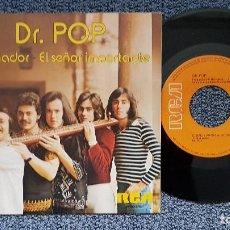 Discos de vinilo: DR. POP - EL SOÑADOR / EL SEÑOR IMPORTANTE. EDITADO POR RCA. AÑO 1.976. Lote 208109168