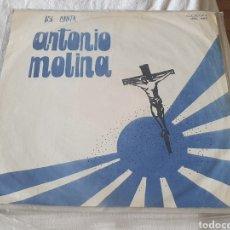 Discos de vinilo: LP URUGUAY ANTONIO MOLINA. Lote 208160007