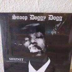 Discos de vinilo: SNOOP DOGGY DOGG–SHIZNIT: RARE TRACKS & RADIO SESSIONS 1993-1995 . LP VINILO PRECINTADO - HIP HOP. Lote 208161045