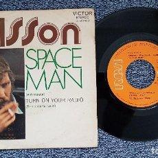 Discos de vinilo: NILSSON - SPACE MAN / TURN ON YOUR RADIO. EDITADO POR RCA. AÑO 1.972. Lote 208163905