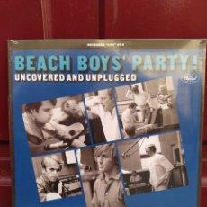 Discos de vinilo: BEACH BOYS PARTY! UNCOVERED AND UNPLUGGED. LP VINILO PRECINTADO.. Lote 208164167