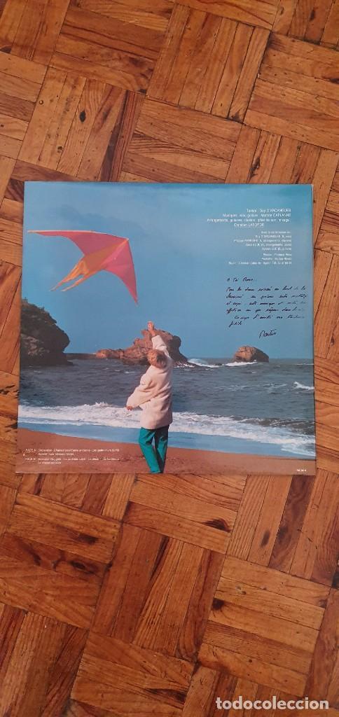 """Discos de vinilo: martine caplane chante guy darcangues """"les oiseaux-ronces"""" lp - Foto 2 - 208164935"""