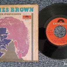 Discos de vinilo: JAMES BROWN - MOTHER POPCORN 1 PARTE Y 2 PARTE. EDITADO POR POLYDOR. AÑO 1.969. Lote 208172713