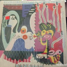 Discos de vinilo: LP - ELVIS COSTELLO AND THE ATTRACTIONS - IMPERIAL BEDROOM. Lote 208189522