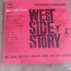 Discos de vinilo: VINILO WEST SIDE STORY.. Lote 208189790