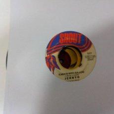 Discos de vinilo: JERRY O - KÁRATE BOO GA LOO. Lote 208190098