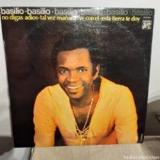 Discos de vinilo: BASILIO LP CAU - 429 (1976). Lote 208190986